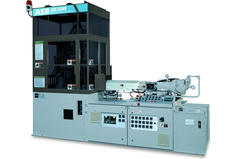 Nissei ASB - 50MB PET Moulding Machine